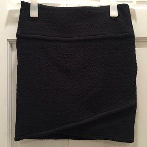 IRO fitted mini skirt